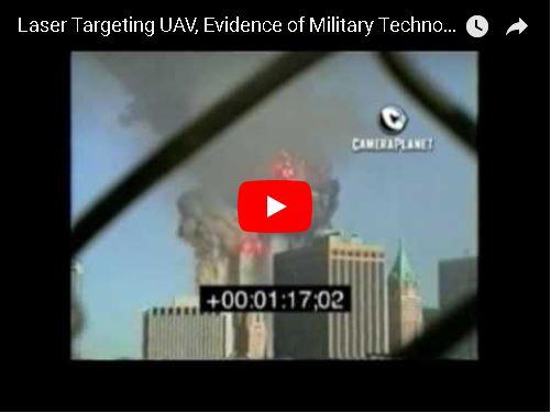 Laser Targeting UAV