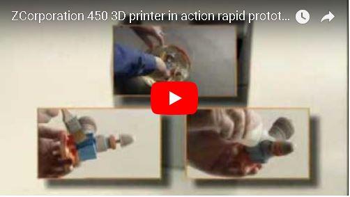 zcorp-3d-printer