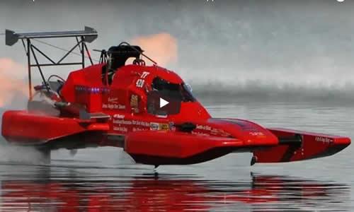 10,000 Horsepower Boat