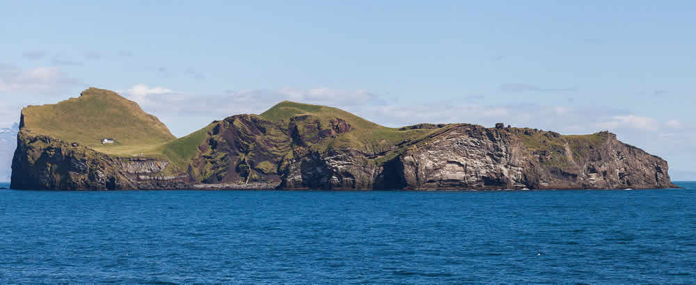 Elliðaey Island