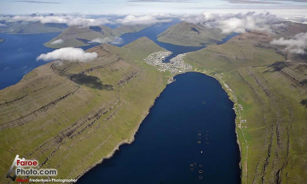 Klaksvík Faroe Islands