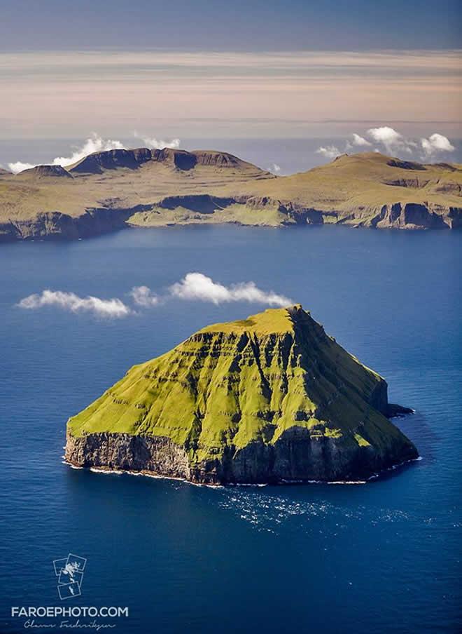 Lítla Dímun Faroe Isalnds