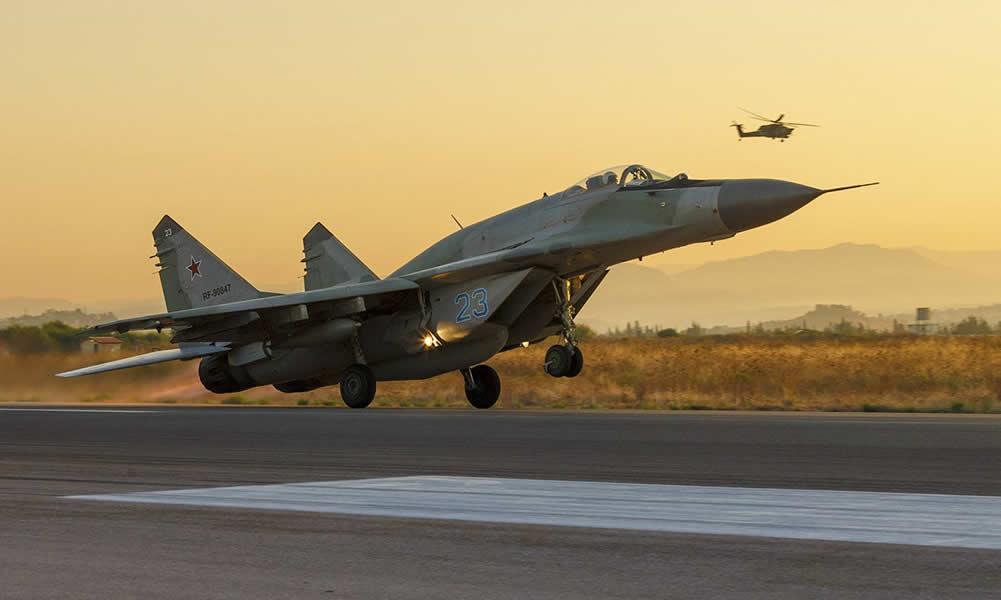 Soviet Mikoyan MiG 29