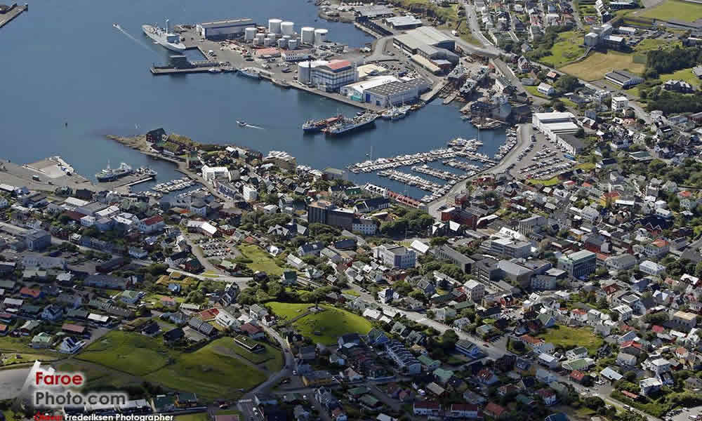 Tórshavn Capital City of The Faroe Islands