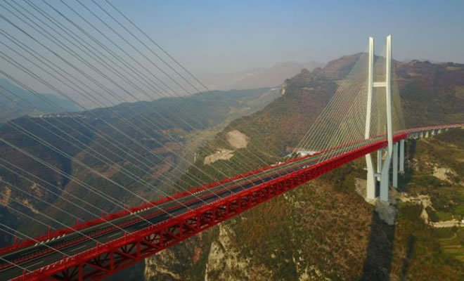 World's Highest Bridge