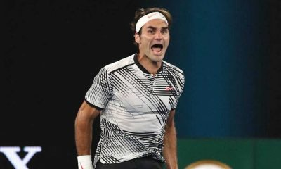 Federer AUS Open Win 2017