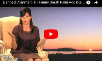 Gina Gershwin Plays Sarah Palin