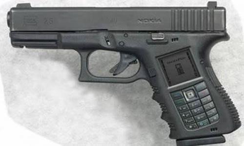 Glock Phone