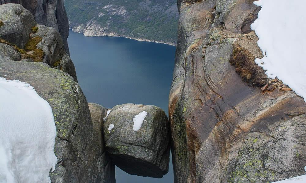 Kjeragbolten Norway