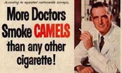 Camel Smokes