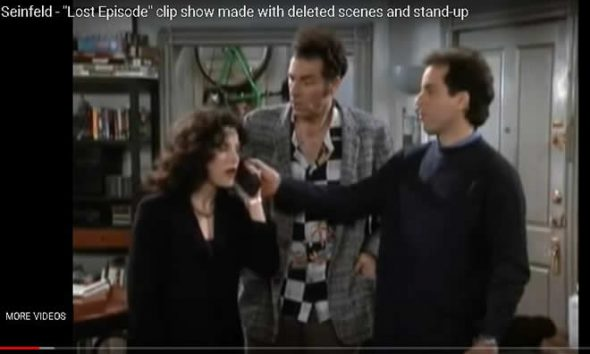 Seinfeld Lost Episodes