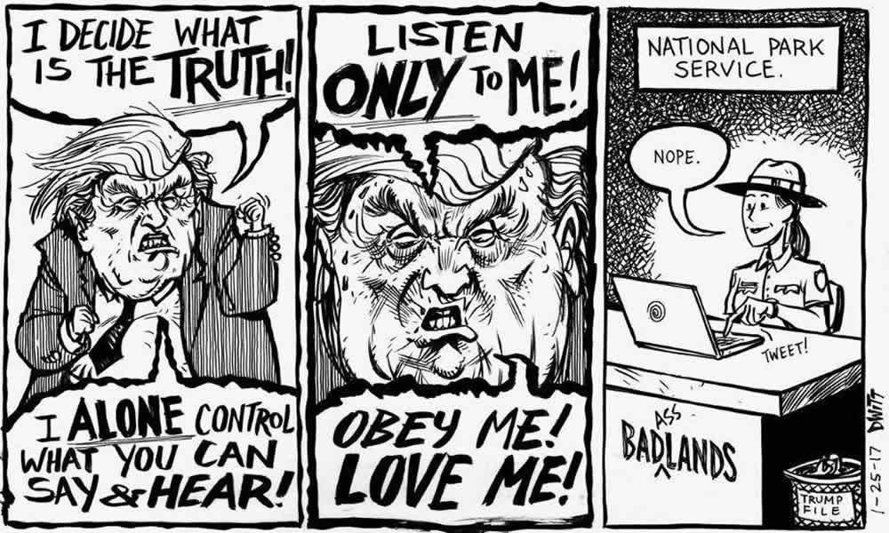 Donald Trumped