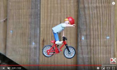 Extreme Lego Stop Motion