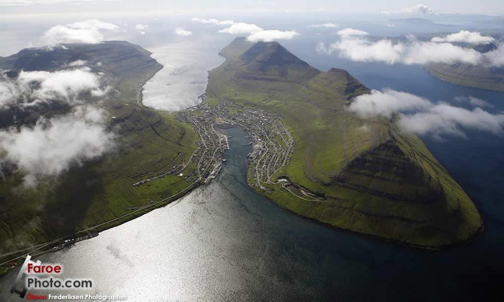 Klaksvik Faroe Islands