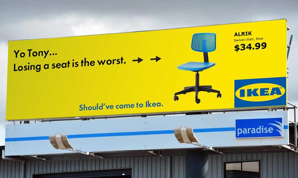 Tony Abbott should've come to Ikea