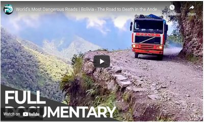 Road to Death Bolivia